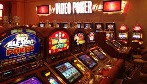 Casino Video Poker Machines - Five Things You Should Know