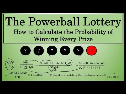 What Are the Odds of Winning the Powerball